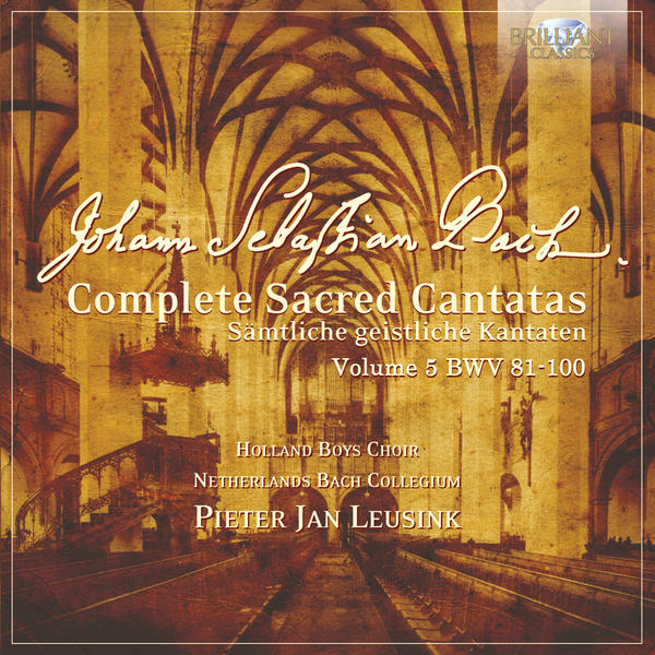 Cantata BWV 83 - Details & Discography Part 1: Complete